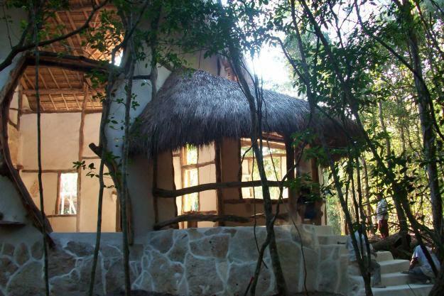 Casa ecológica no México