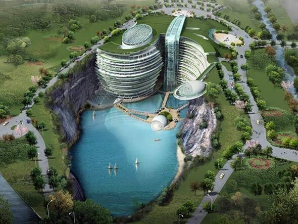 Ecoresort Cidade de Songjiang China