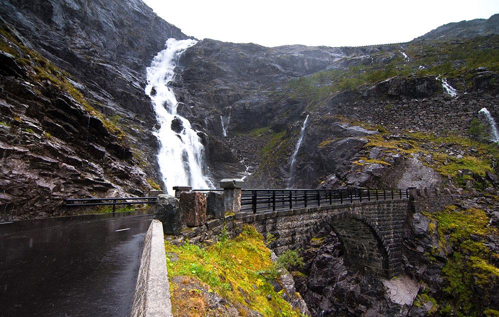 Trollstigen Cachoeira